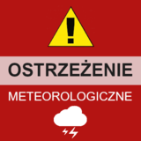 miniatura ostrzeżenie meteorologiczne burze