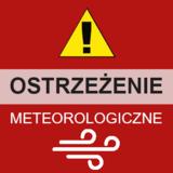 miniatura ostrzeżenie meteorologiczne wiatr